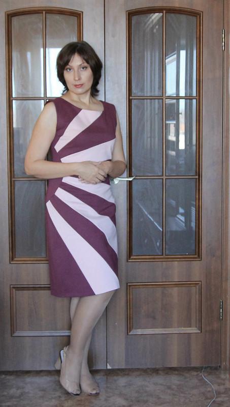 Лучистое платье