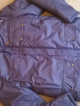 Работа с названием Мужская зимняя куртка