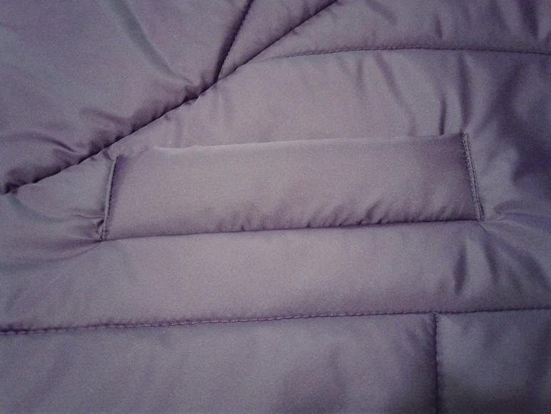 Стеганое пальто наутеплителе своими руками (Часть 1)