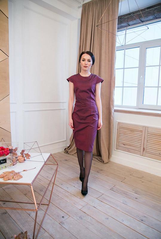 Платье хамелеон от Kuznetsova_ME