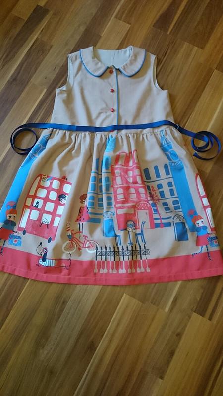 Платье Лондон