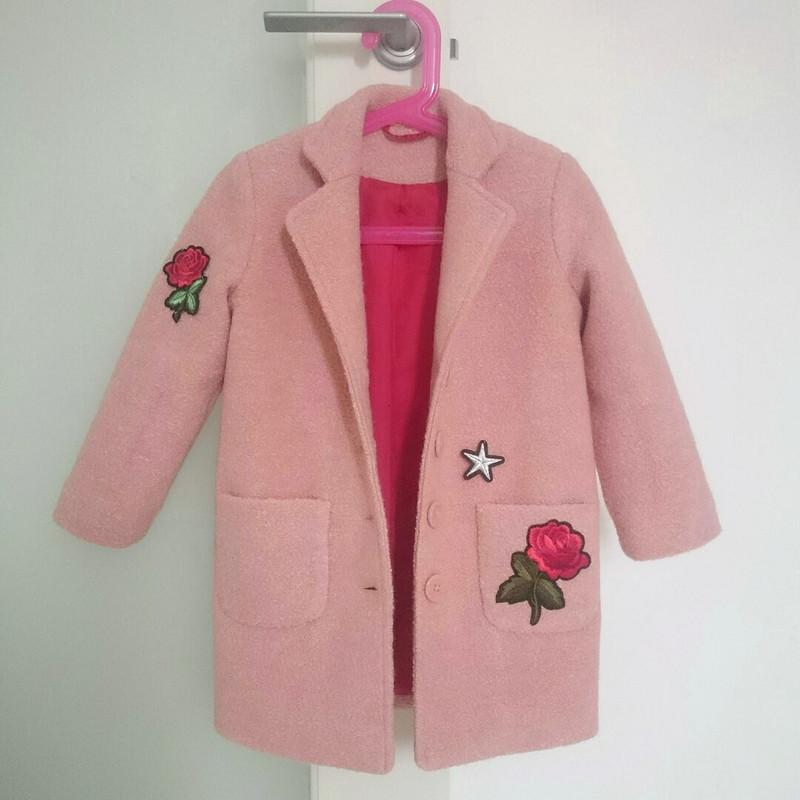 Пальто длядочки от Mayano4ka