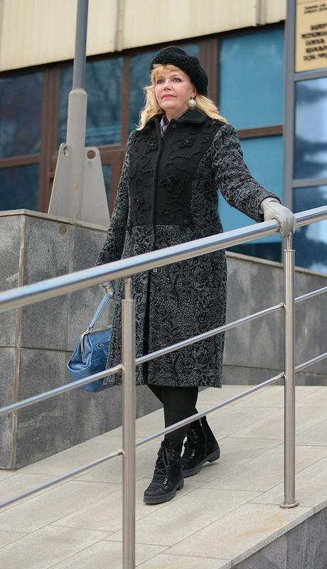 Пальто от Izabela izaeva