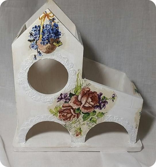 Декор чайного домика своими руками