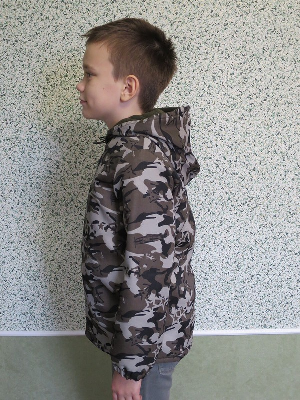 Куртка длясына