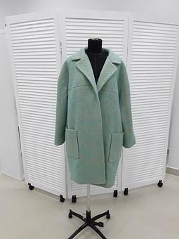 Работа с названием Мое первое пальто