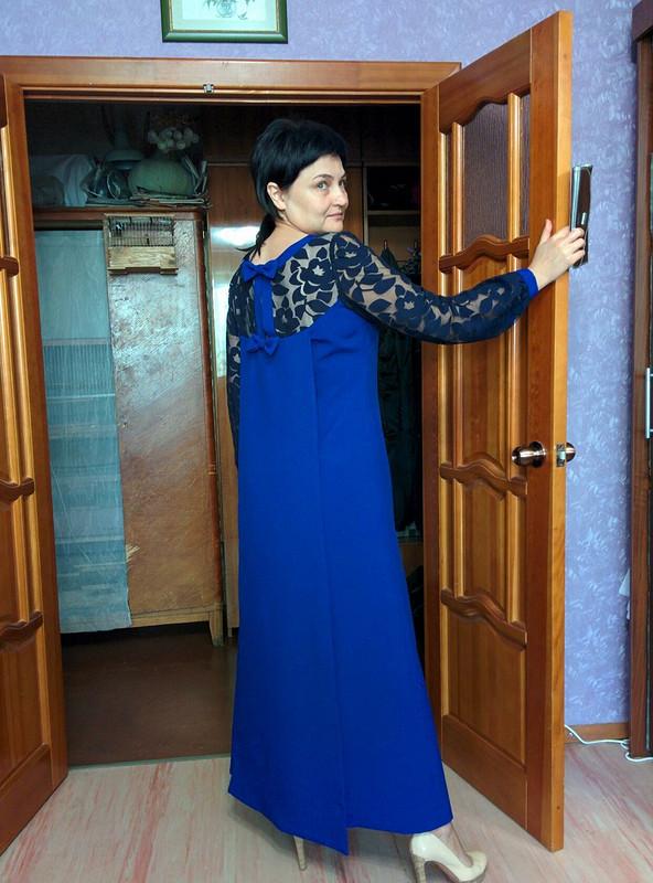 Вечернее платье от Kuleshova