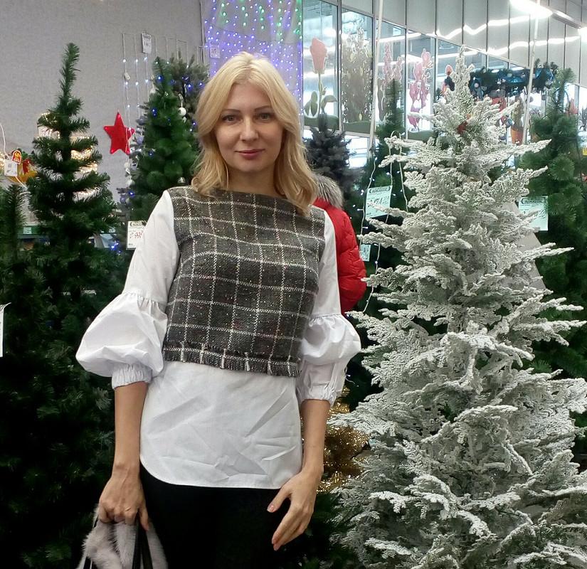 Рубашка «Прикосновение ктеме Шанель»