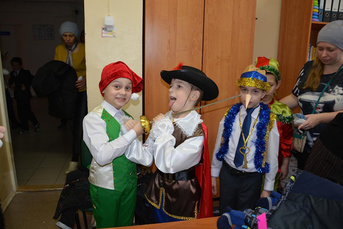 Новогодний костюм от borisowa