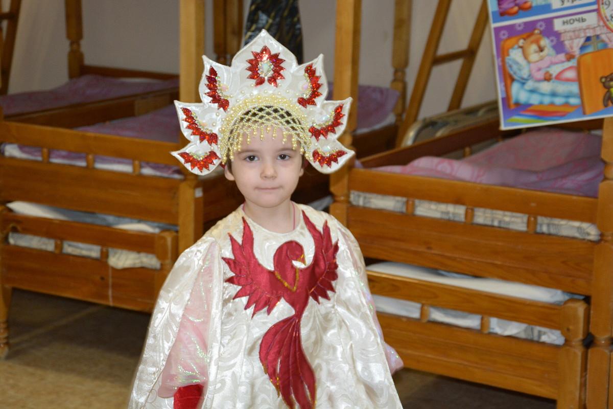 Жар -птица-девица от borisowa