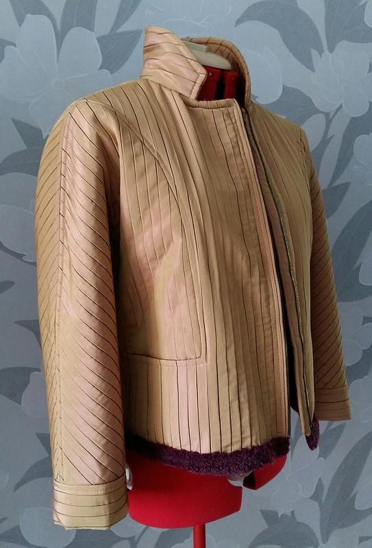 Второе дыхание или Вкусная куртка назиму ! от Modistcanna