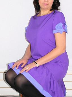 Работа с названием Платье для празднования именин