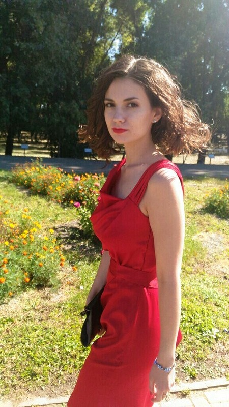 Lady in red от taradjuli