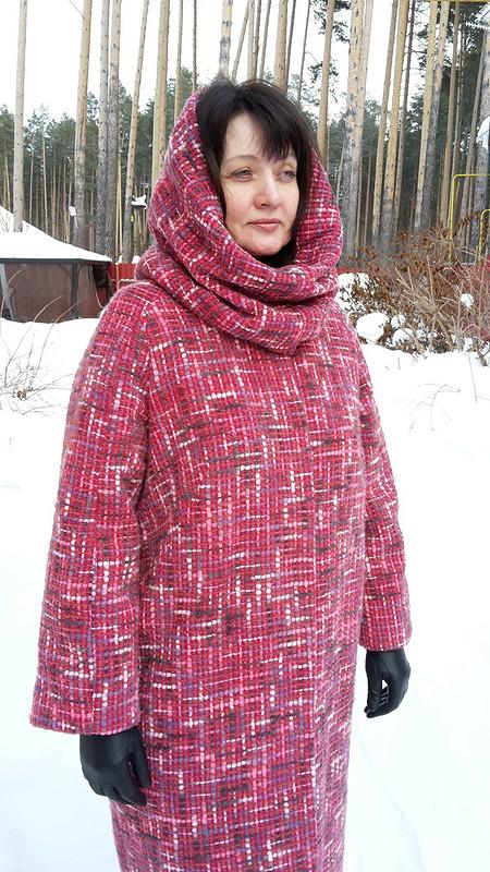 Раз пальто, два пальто от Gellena