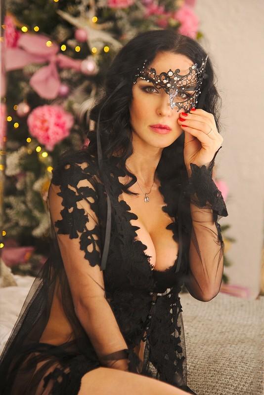 Будуарное платье от AlexandraMaiskaya