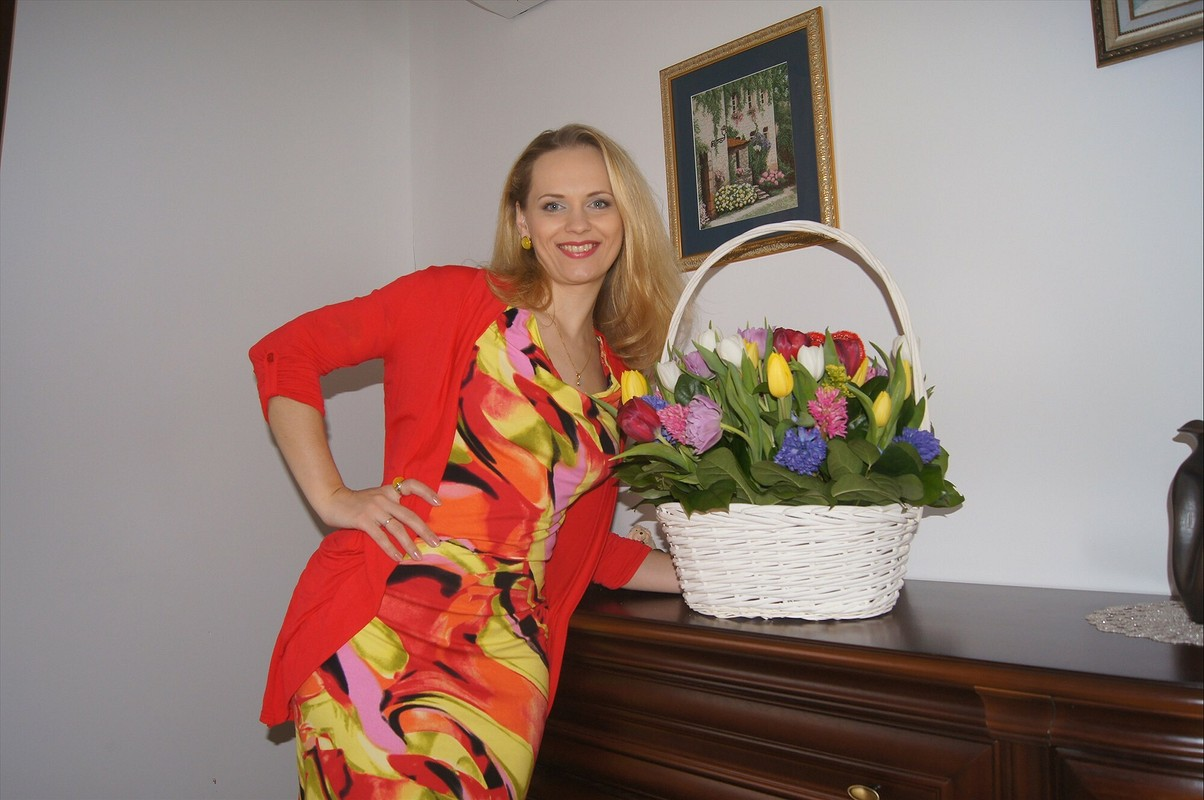 Платье «8 марта»