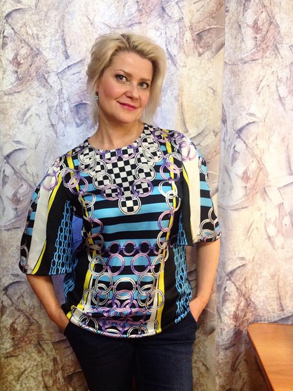 Блузка от Emiliya