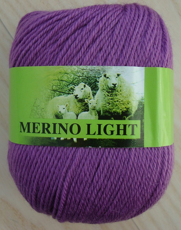 Пуловер лилового цвета