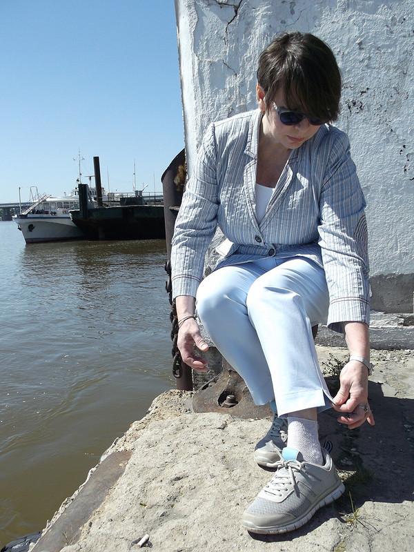 Брюки сложносочинённые инемного прогуляемся ;)) от EleZi