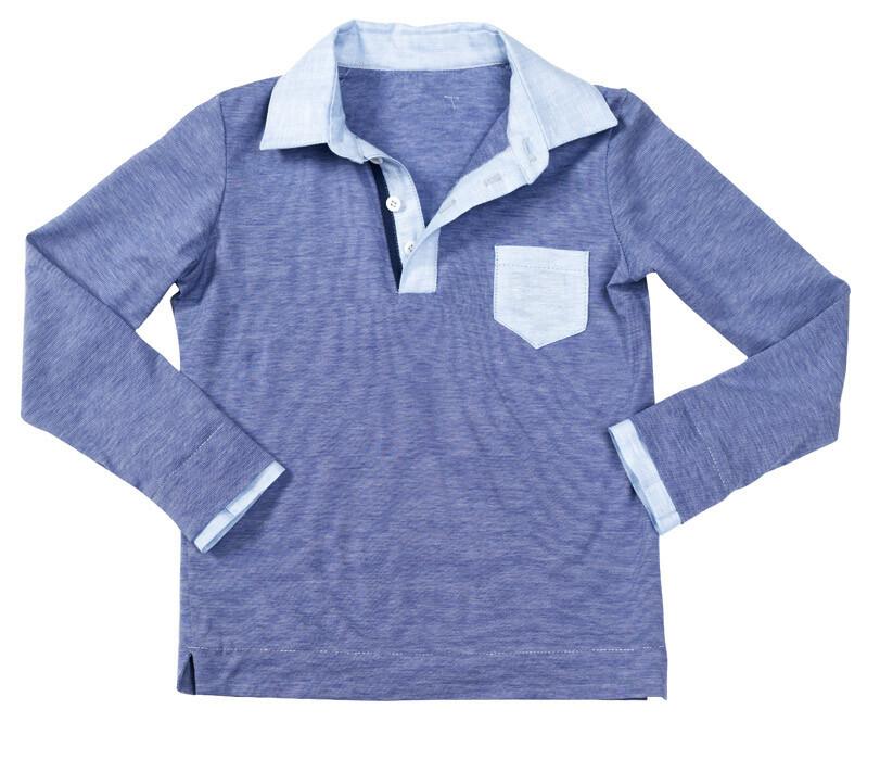 Рубашка поло от Soda