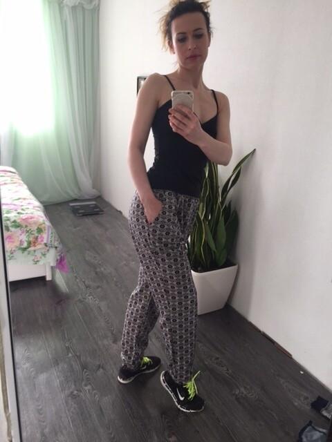 Спортивные брючки длядома от Olga281178