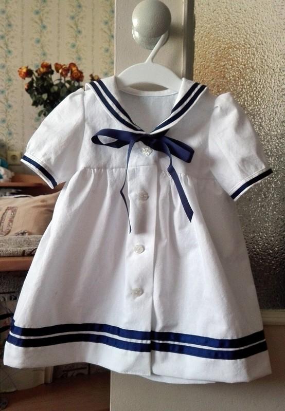 Маленькая морячка от Евгения Е