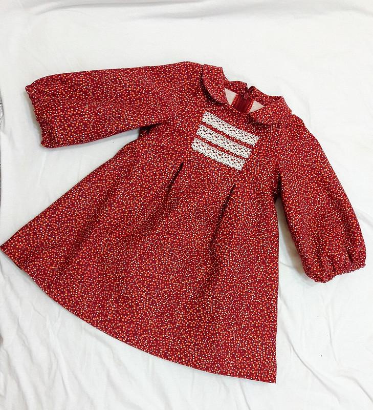 Фланелевое платье от cvetic