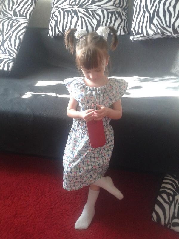 Платье своланом от Natasha-style