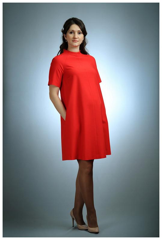 Платье длябеременных, третий заход