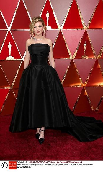 Оскар-2017: платья звезд скрасной дорожки