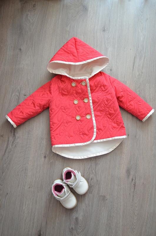 Малиновая курточка