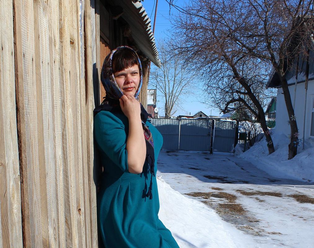 Зимнее платье от пума-78