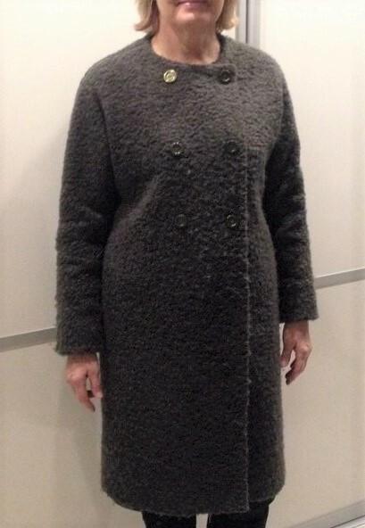 Пальто демисезонное от Nfbc