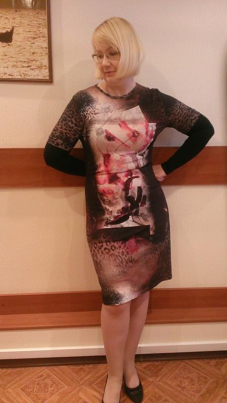 Платье «С огоньком»