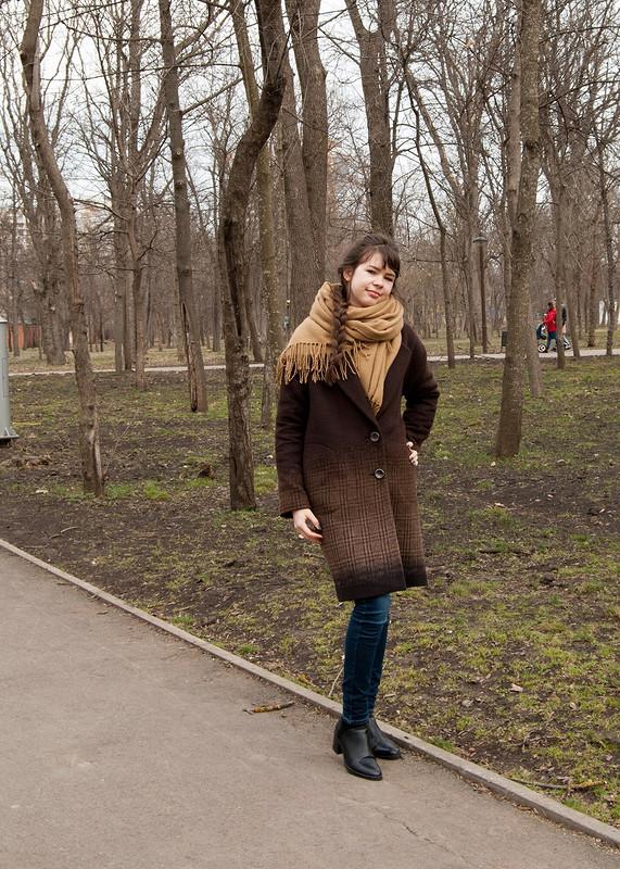 Пальто длядочки от Lilu69
