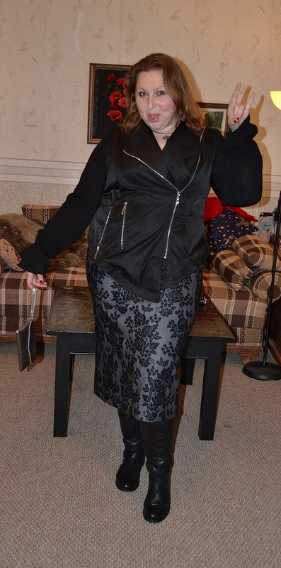 «Моя» юбка