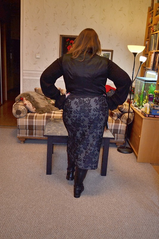«Моя» юбка от Олюшка