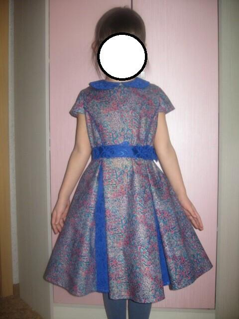 Нарядное платье от Ludmilka-08