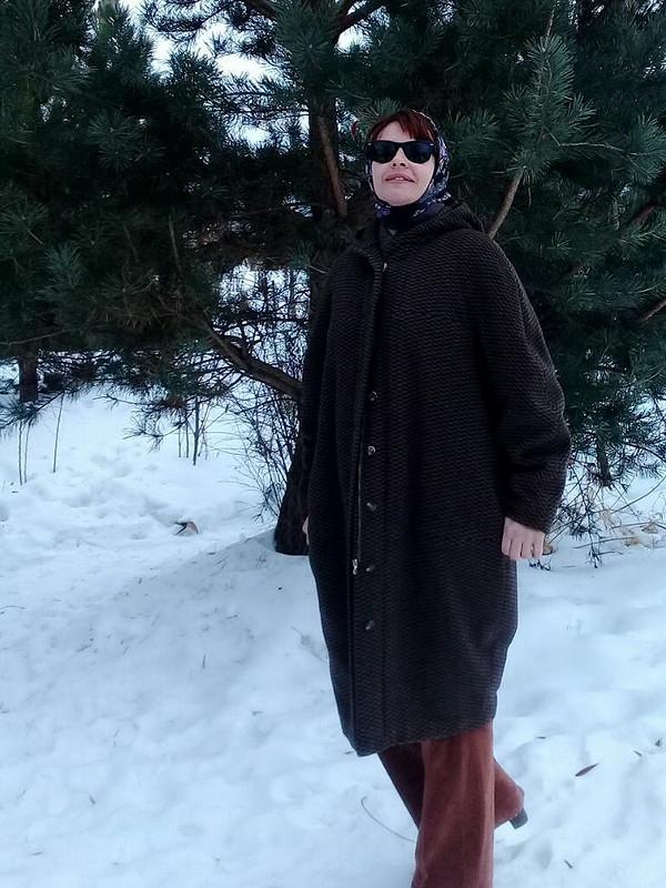 Самое теплое пальто