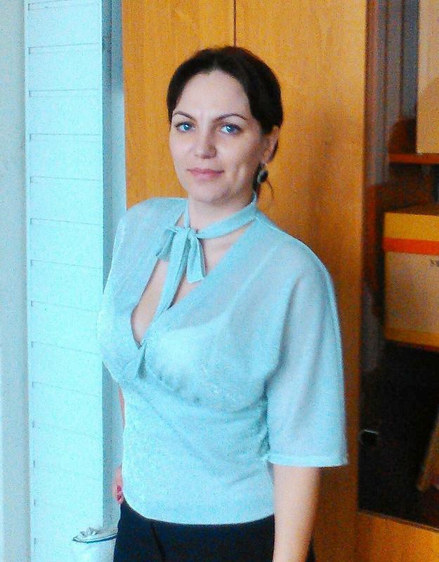 Блузочка от Aleshkina-Svetlana