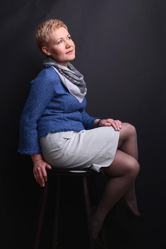 Вельветовая юбка от  Галина Позднякова