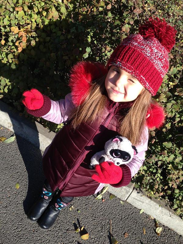 Куртка+шапка от Yulis