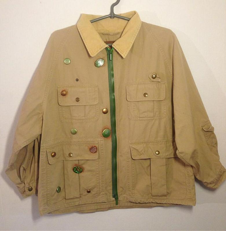 Реставрация куртки