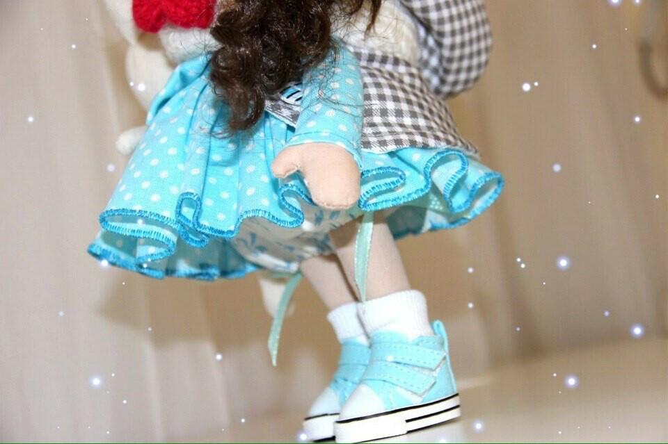 Интерьерная кукла от Наталья Перевалова