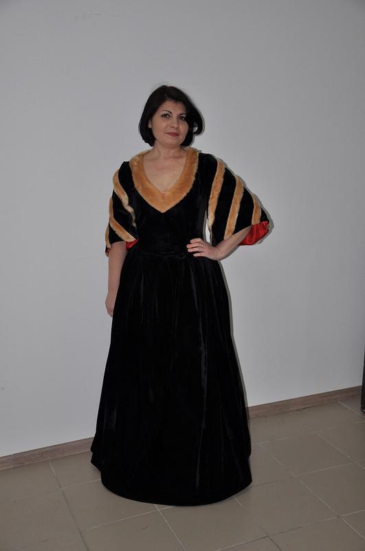 Платье Миледи