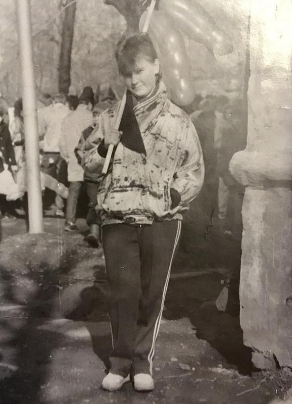 30 лет идва года сBurda. Пальто