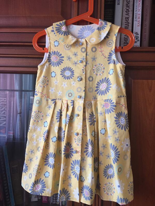 Платье дляплемянницы от Diafemina