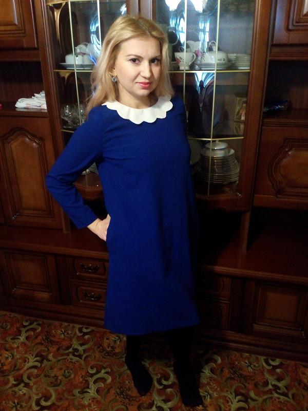 Платье дляживотика