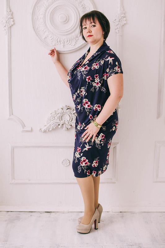 Платье «Хомут» от Наталья Шахова