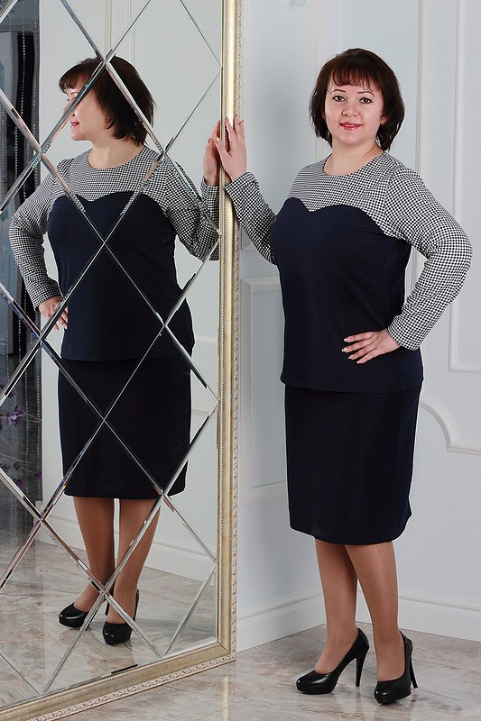 Пуловер «Магия узоров» от Наталья Шахова